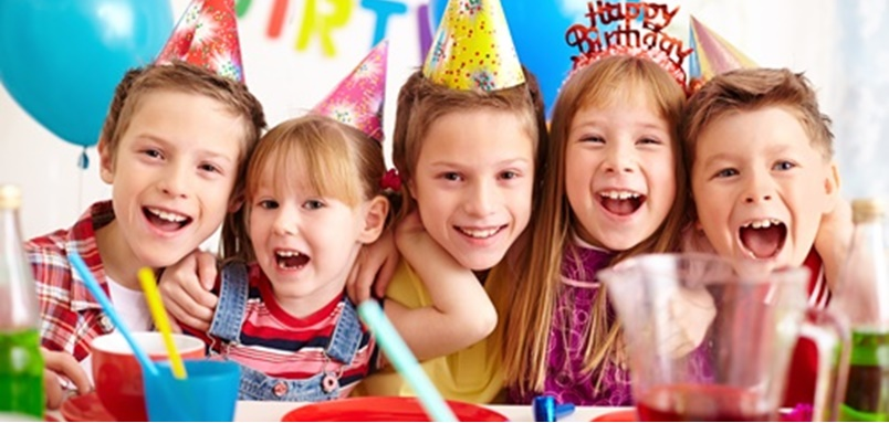 Games and activities for a birthday party